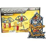 Geomag - Juego de construcciones magnéticas, 222 piezas, 1 jugadores (6848) (importado)