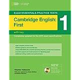 Exam essentials practice tests: fist FCE. With key. Per le Scuole superiori: 1