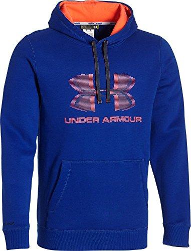Under Armour Herren Fitness Sweatshirt Storm Rival Graphic PO Cba/Bon/Ady