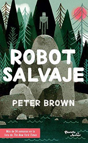 Robot salvaje por Peter Brown
