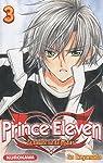 Prince Eleven - La double vie de Midori Edition simple Tome 3