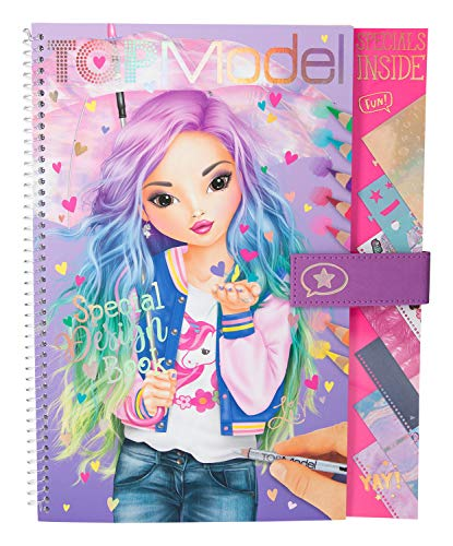 Depesche Album Top Model Special Design Book|Giochi per Bambini
