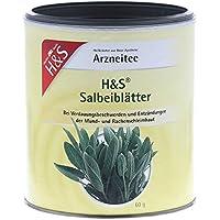 H&S Salbeiblätter Arzneitee, 60 g Tee preisvergleich bei billige-tabletten.eu