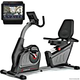 Sportstech Recumbent Exercise Bike ES600 With...