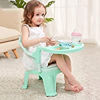 LIANYANG Baby High Chairs For Feeding Kids Child Stool Dinner Table Portable Booster Seats Baby Feeding Multifunction Stool Infant Booster Seat Portable Folding Traveling