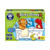 Orchard Toys 051 Dirty Dinos Spiel, Multi, One Size
