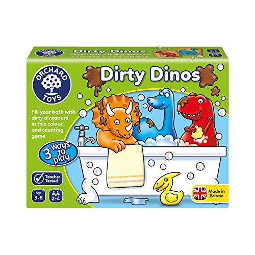 ty Dinos Spiel, Multi, One Size ()