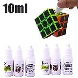 TianranRT Rubik's Dice Lubricant 1PCS 10ml Velocidad de lubricación Dice Oil Magic Dice Accessories for Game Game