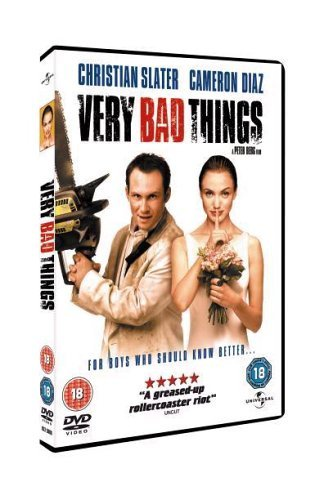 Very Bad Things [DVD] by Christian Slater