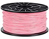 DEMU 3D Drucker Filament PLA Spule Rolle 1kg 1.75mm für 3D Drucker 3D stifte (Pink)