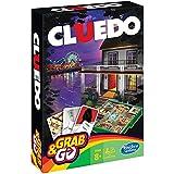 Games - Cluedo viaje (Hasbro B0999105)