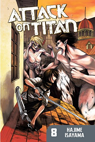 Attack On Titan Vol 8 English Edition Ebook Hajime Isayama