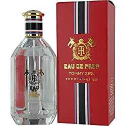 TOMMY GIRL EAU DE PREP by Tommy Hilfiger EDT SPRAY 3.4 OZ for WOMEN ---(Package Of 2)