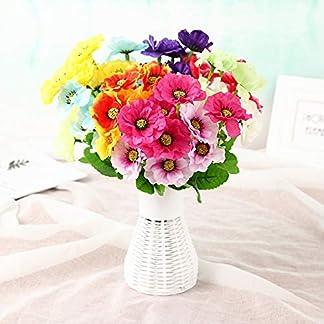 yueyue947 Pequeña Flor Artificial de la Amapola/decoración Falsa de la decoración de la Flor/Flor Artificial de la Flor Artificial/decoración casera