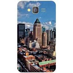 Samsung Galaxy Grand -Daylight Matte Finish Phone Cover