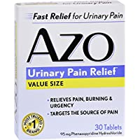 AZO Standard UTI Treatment - 30 Count preisvergleich bei billige-tabletten.eu