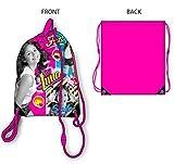 Soy Luna bambini Sport Jogging Sport Turn sacchetto scarpa borsa sportiva