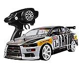 Momola Nouvelle Mise à Niveau 2.4 Ghz RC Voiture Télécommandée - 1:10 4WD 70km/h Voiture à Grande Vitesse - Racing...
