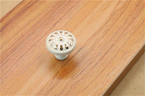 Moderne Poignée de Porte Européenne Décoration Meuble Tiroir Placard Armoire de Chambre Cuisine Maison Alliage (31mm)