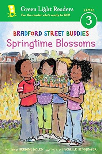 Bradford Street Buddies: Springtime Blossoms (Green Light Readers Level 3) (English Edition)