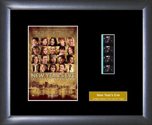 New Years Eve - Film Zelle mit einzelnen Filmstreifen