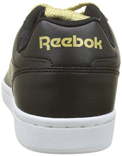 Reebok Royal Complete Cln, Scarpe da Fitness Donna Nero (Black / Pure Copper)