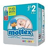 Moltex Premium Bolsa de Pañales Desechables - 70 Pañales