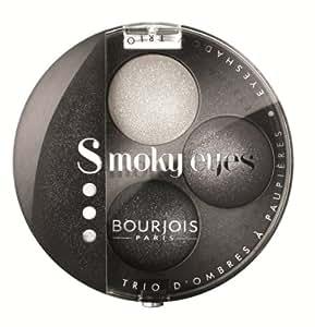 Bourjois Smoky Eyes Trio d'ombres à paupières N°16 Gris Party