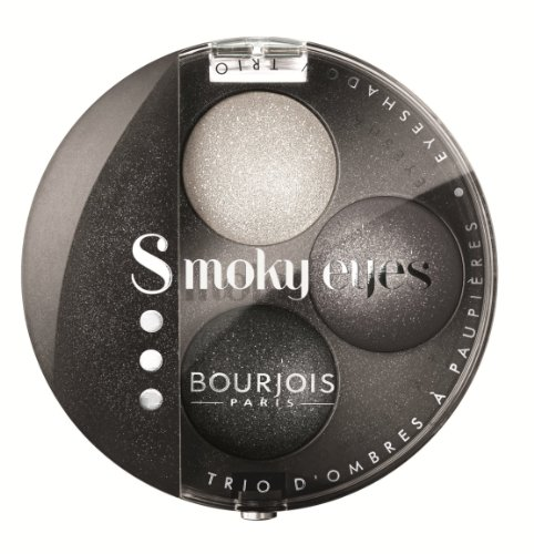 Bourjois Smoky Eyes Trio Eyeshadow No.16 Gris Party