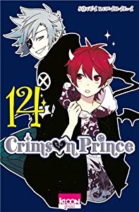 Crimson Prince Edition simple Tome 14