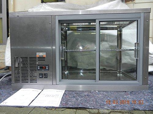 GAMKO AVMS 91N, Kühlvitrine 380W, 110liter