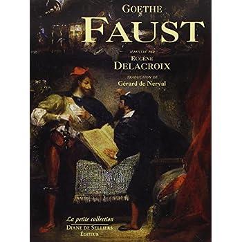 Faust de Goethe illustré par Delacroix