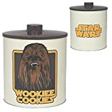 BISCUIT BARREL - STAR WARS (WOOKIE) Limited Edition Collectors