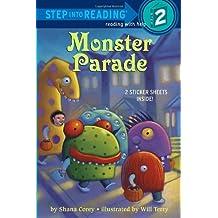 Monster Parade (Step into Reading) by Shana Corey (2009-07-28)