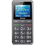 Binatone M250 Big Button GSM Phone - Black