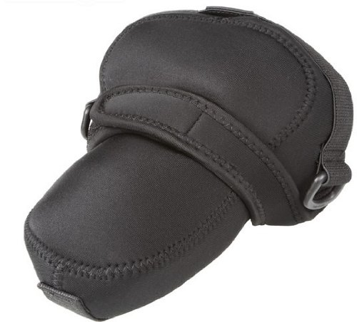 pren Sling-Tasche für Kameragurte Größe L schwarz ()