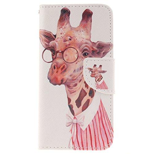 JGNTJLS , Portafogli  Multicolore Panther Giraffa