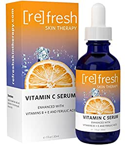 vitamine c s rum refresh skin therapy les meilleures vitamines c b e s rum acide. Black Bedroom Furniture Sets. Home Design Ideas