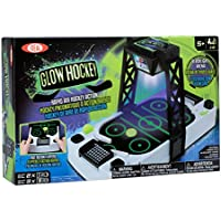 Poof-Slinky 33308 Glow Hockey Spiel Toy