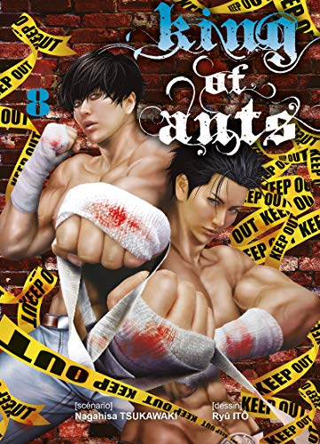 King of Ants Edition simple Tome 8