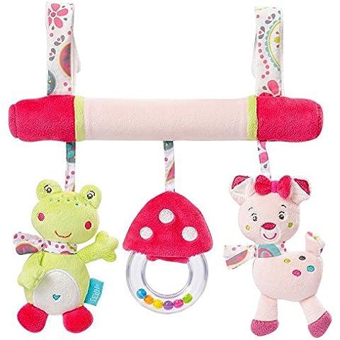 KidsHobby® Cama asiento del cochecito de niño del bebé niños Cochecitos Car Cot musical de dibujos animados juguetes del regalo (color al