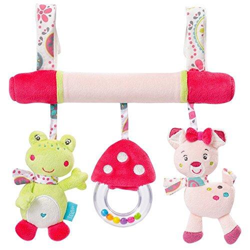 kidshobby-baby-kinder-pram-kinderwagen-auto-sitz-cot-musical-bett-cartoon-spielzeug-farbe-random