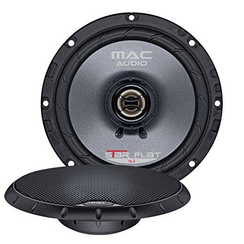 Mac Audio1107163 Star Flat 16.2 - ultraflacher 2-Wege Koaxial Einbaulautsprecher Koaxial