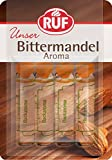 Ruf Backaroma Bittermandel, 20er Pack (20 x 8 g Packung)