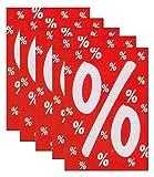 Plakate 5 Stück aus Papier 150g/qm 58,4 x 83,2 cm