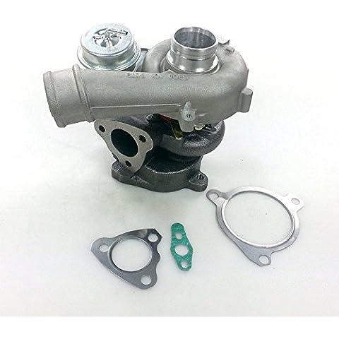 Gowe Turbocompresor para Audi S3, TT, SEAT LEON 1.8L 210hp Turbocompresor K04–022–02053049880022Turbo