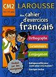 Image de Mon cahier d'exercices Français CM2