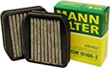 Mann Filter CUK180002 Innenraumfilter