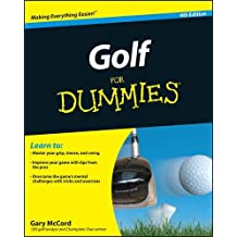 Golf For Dummies by Gary McCord (2011-03-01)