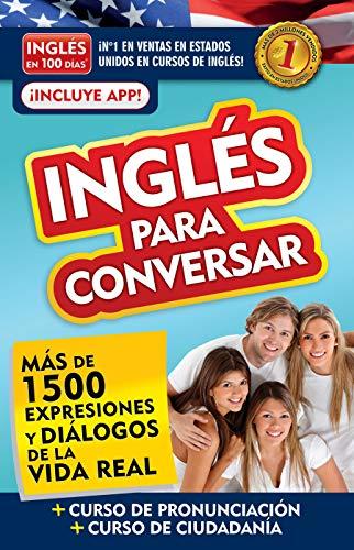 Inglés En 100 Días - Inglés Para Conversar / English in 100 Days: Conversational English por Aguilar